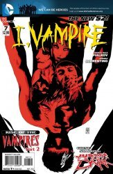 DC Comics's I, Vampire Issue # 7