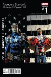 Marvel's Avengers Standoff: Welcome To Pleasant Hill Issue # 1c