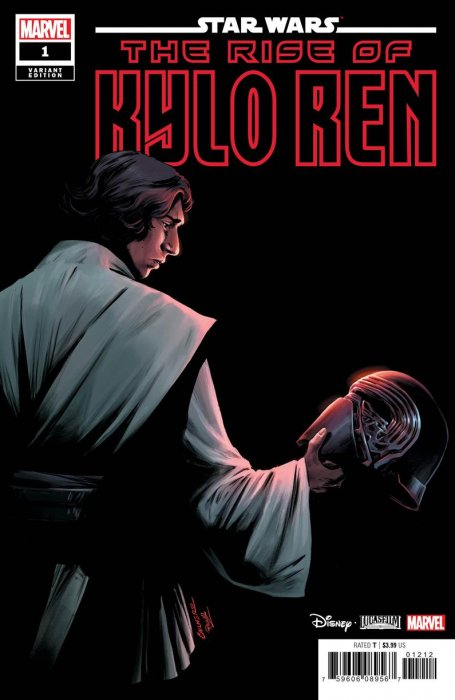 Star Wars The Rise Of Kylo Ren Issue 1d Marvel Comics