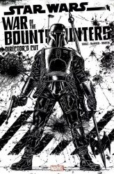Marvel Comics's Star Wars: War of the Bounty Hunters - Alpha Director's Cut Issue # 1b