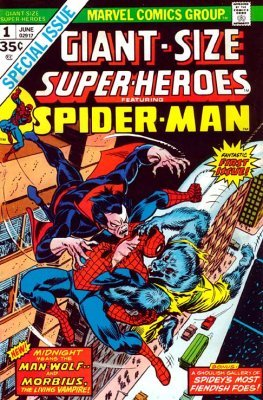 Giant-Size Super-Heroes Featuring Spider-Man 1 (Marvel ...