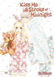 Kodansha Comics's Kiss Me at the Stroke of Midnight Soft Cover # 7