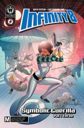 Lion Forge Comics's Infinity 8 Issue # 12