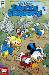 IDW Publishing's Uncle Scrooge Issue # 27