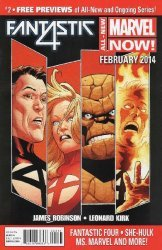 Marvel Comics's All-New Marvel Now!: Previews Issue # 2