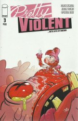 Image Comics's Pretty Violent Issue # 3