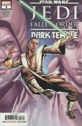 Marvel Comics's Star Wars: Jedi - Fallen Order Dark Temple Issue # 3
