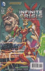 DC Comics's Infinite Crisis: Fight for The Multiverse Issue # 5