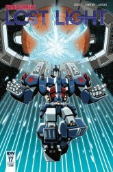 IDW Publishing's Transformers: Lost Light Issue # 17b
