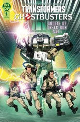 IDW Publishing's Transformers / Ghostbusters Issue # 1ri