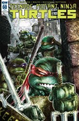 IDW Publishing's Teenage Mutant Ninja Turtles Issue # 60re-convention