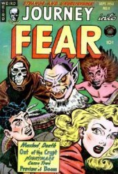 Superior Comics's Journey Into Fear Issue # 9