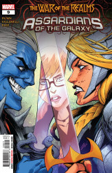 Marvel Comics's Asgardians of The Galaxy Issue # 9