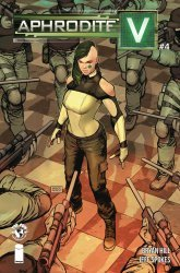 Top Cow's Aphrodite V Issue # 4b