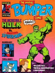 Marvel UK's Marvel Bumper Comic Issue # 26