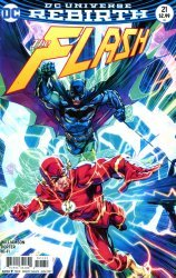 DC Comics's The Flash Issue # 21c