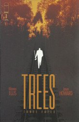 Image Comics's Trees: Three Fates Issue # 1