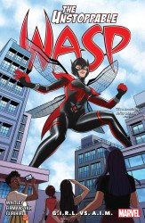 Marvel Comics's Unstoppable Wasp TPB # 2