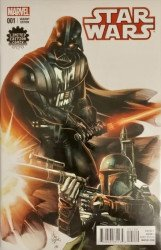 Marvel Comics's Darth Vader Issue # 1le comix-a