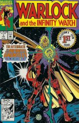 Marvel Comics's Warlock and the Infinity Watch Issue # 1