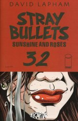 Image Comics's Stray Bullets: Sunshine and Roses Issue # 32