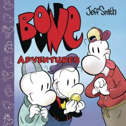Graphix's Bone Adventures TPB # 1