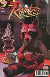 Marvel Comics's Rocket Issue # 6