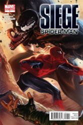 Marvel Comics's Siege: Spider-Man Issue # 1
