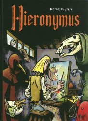 Knockabout Comics's Hieronymus: Unauthorized Biography Soft Cover # 1