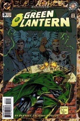 Green Lantern ANNUAL #8 1999 DC Comics