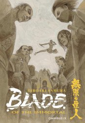 Dark Horse Comics's Blade of the Immortal Omnibus TPB # 9