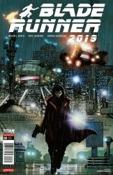 Titan Comics's Blade Runner 2019 Issue # 2c