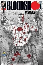 Valiant Entertainment's Bloodshot: Rising Spirit Issue # 1ssalefish