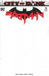 DC Comics's Batman Issue # 75c