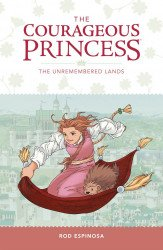 Dark Horse Comics's Courageous Princess TPB # 2
