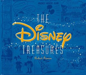 Becker & Mayer Books's Disney Treasures Hard Cover # 1