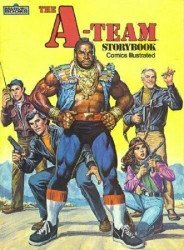 Marvel Illustrated's A-Team: Storybook Comics Illustrated Issue # 1