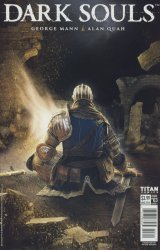 Titan Comics's Dark Souls Issue # 3