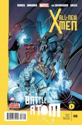 Marvel Comics's All-New X-Men Issue # 16