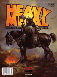 Heavy Metal's Heavy Metal Issue # 288