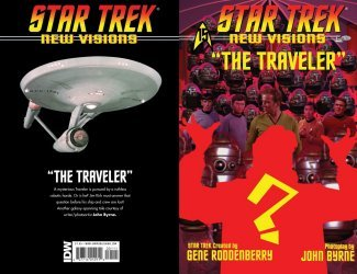 IDW Publishing's Star Trek: New Visions Issue # 15