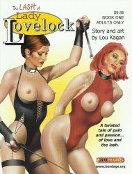 B&D Pleasures's The Lash of Lady Lovelock Issue # 1