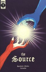 Scout Comics's The Source Issue # 1c