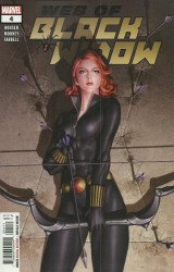 Marvel Comics's Web of Black Widow Issue # 4