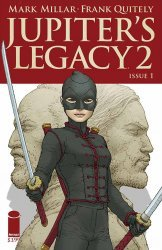Image's Jupiter's Legacy 2 Issue # 1 - 2nd print