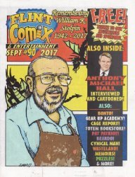 Flint Comix & Entertainment's Flint Comix & Entertainment Issue # 90