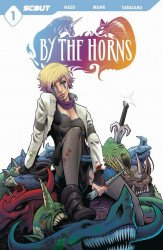 Scout Comics's By the Horns Issue # 1