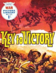 Fleetway (AP/IPC)'s War Picture Library Issue # 415