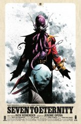 Image Comics's Seven to Eternity Issue # 12