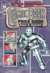 Gemstone Publishing's Overstreet Comic Book Price Guide  Hard Cover # 35